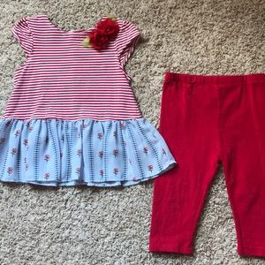 Pippa and Julie 3t outfit